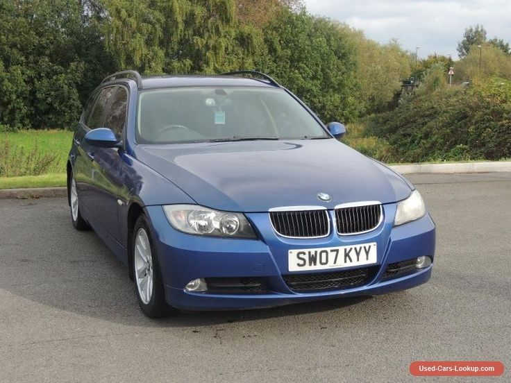 BMW 320D SE TOURING ESTATE 2007 #bmw #320 #forsale #unitedkingdom