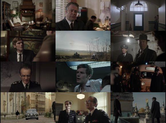 """Endeavour episode 2 """"Fugue"""" montage. :)"""