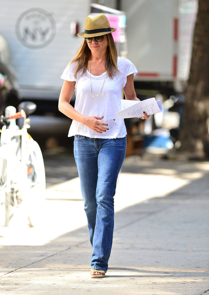 So This Is the Secret to Birthday Girl Jennifer Aniston's Effortless Street Style