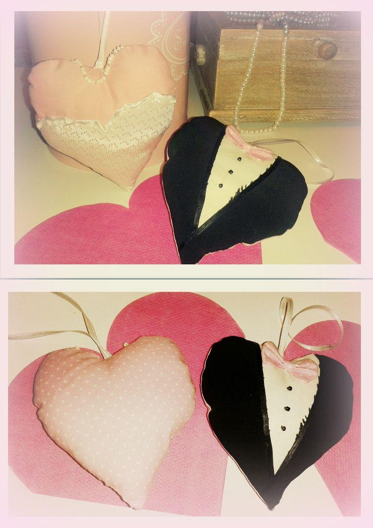 Wedding hearts :)