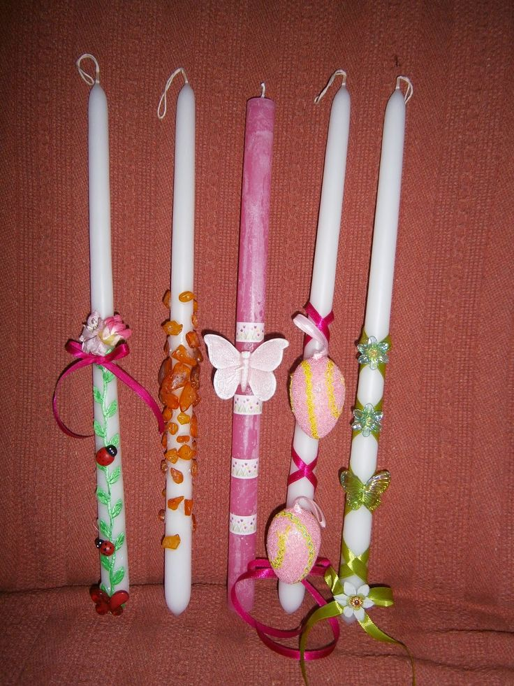 2015 Easter Candles donation IV  (β)