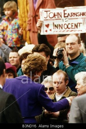 February 17 1993: Diana visits the Thurnscoe Family Centre, Station House, Lidget Lane, Thurnscoe, South Yorkshire Diana, Patron, RELATE, visits Barnsley RELATE, 33 Queens Road, Barnsley, South Yorkshire  Diana visits Rockingham College Training Annex, West Street, Wath-upon-Dearne, South Yorkshire Diana shrugged of the flu and went against her doctors orders to stay home