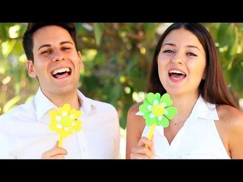 Sofì e Luì - Eres (Cover Soy Luna) - YouTube
