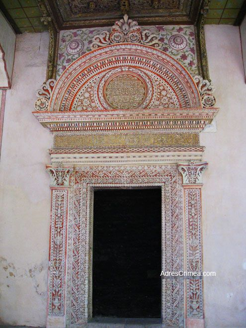 Бахчисарайский Ханский дворец, крым По-своему красив и необычен Ханский дворец