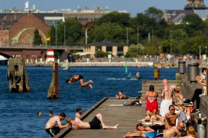 AKTIV FERIE: Hvis du er på jagt efter en adrenalin-pumpet ferie fyldt med spænding, har byerne i Danmark masser at byde på. #ferie #fritid