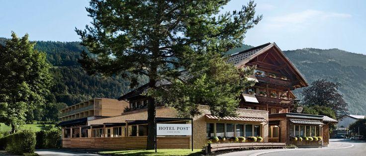 Hotel Post Bezau & Susanne Kaufmann SPA - Hotel Post Bezau, Bregenzerwald, Österreich