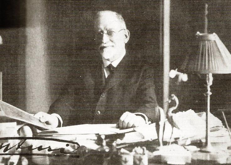 Adolfo Venturi, 1924
