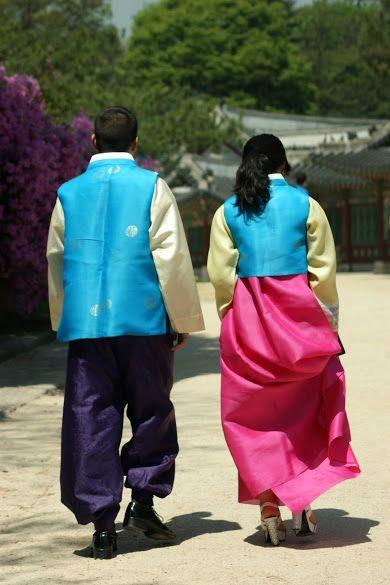 Wedding in Korea  #hanbok #weddingseoul #palaceseoul