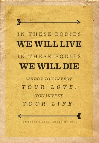 mumford and sons <3