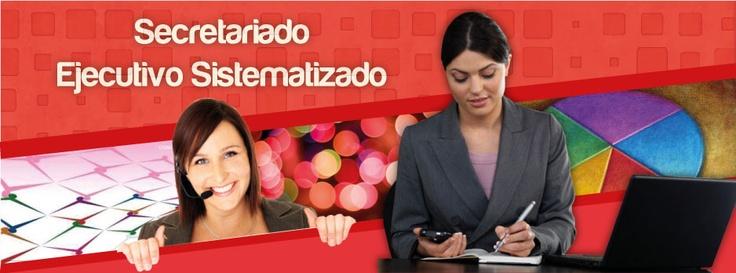 Estudia en Ciandco Secretariado Ejecutivo Sistematizado.
