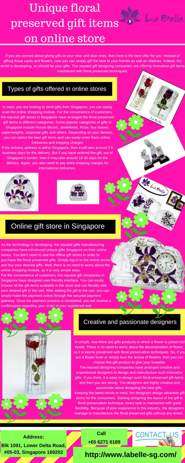 8 best Unique Gifts Singapore images on Pinterest | Orchid ...