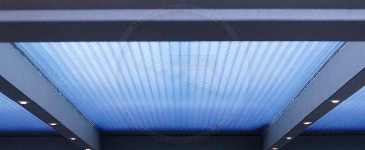 Superb Jetzt das Terrassendach sinnvoll erg nzen mit einer stimmungsvollen Beleuchtung http blog rexin shop de terrassenbeleuchtung aufbaustr u