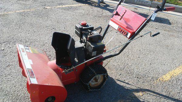 MTD 319-550-000 Snow Blower Carburetor