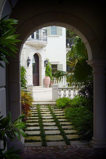 Pin by LointerHome on Interior Design Ideas   Landscape ...  Palm Beach County Architecture