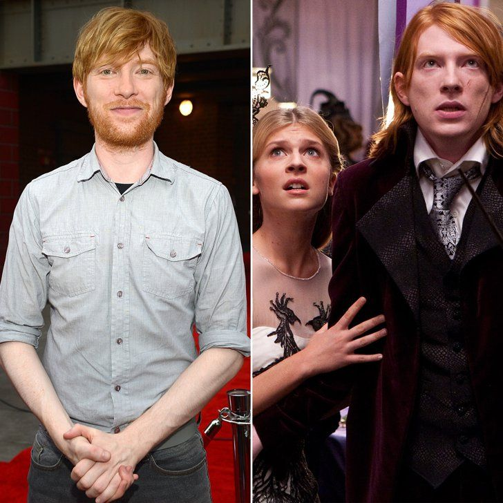 Pin for Later: Harry Potter Stars Tell Us the Alternate Endings They'd Like For Their Characters! Domhnall Gleeson, Bill Weasley