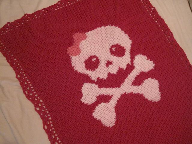 1000+ images about Crochet Skulls on Pinterest Filet ...