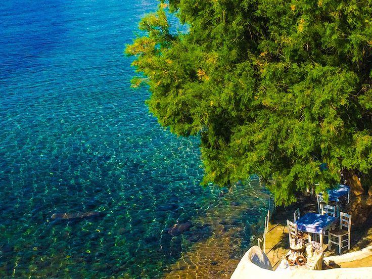 Myrina - Myrina, Island of Limnos, Greece.  Found this hidden gem while cycling along the island coastline.   Vanessa Baily Photography