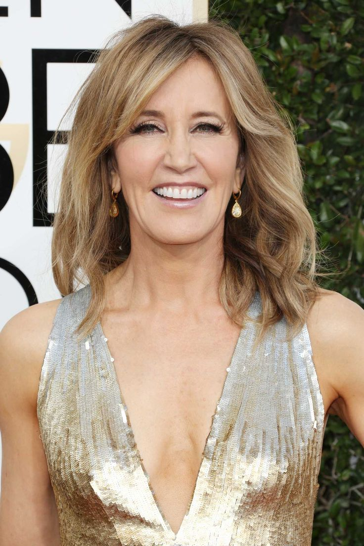Felicity Huffman - 74th Annual Golden Globe Awards on Jan 8