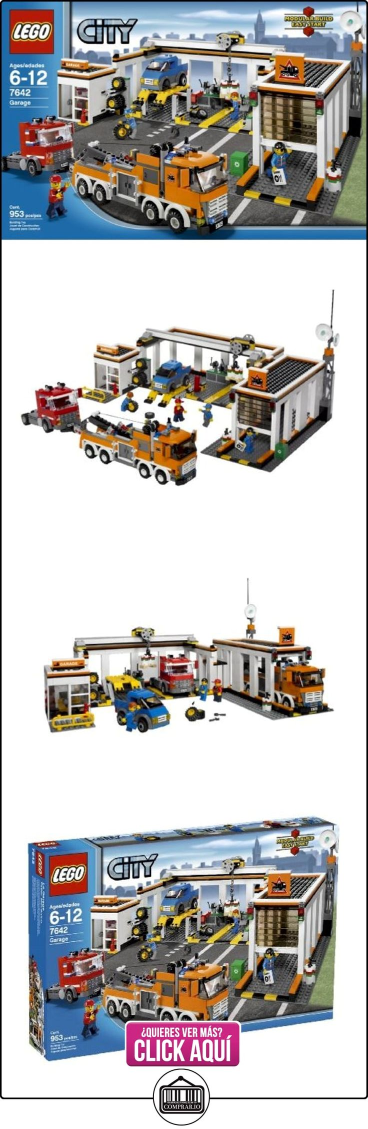 LEGO City Garage (7642)  ✿ Lego - el surtido más amplio ✿ ▬► Ver oferta: https://comprar.io/goto/B001URY58U