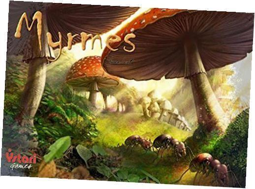 #transformer myrmes boardgame