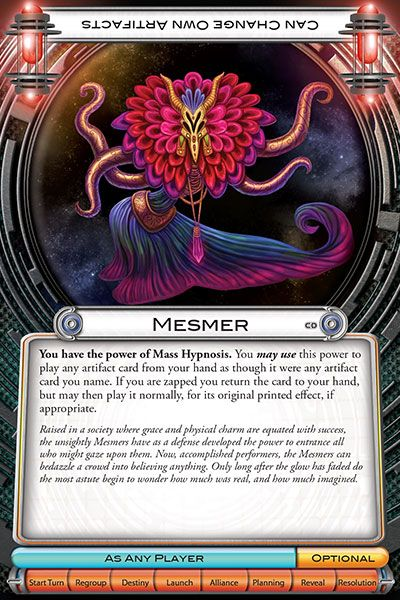 Cosmic Encounter: Cosmic Dominion Preview | Dice Tower News