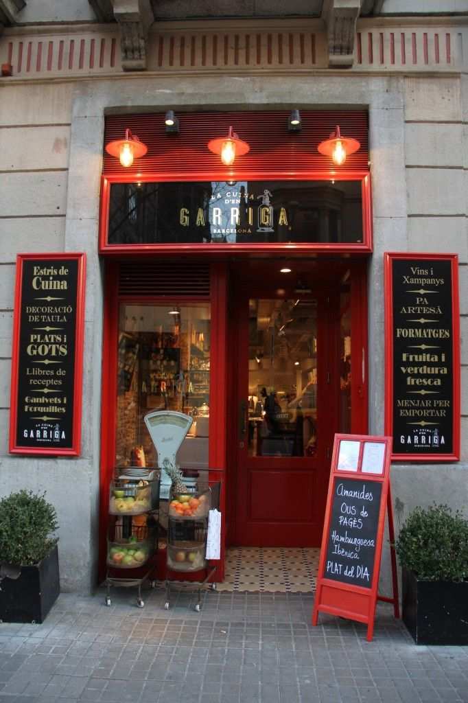 La Cuina d'en Garriga, Barcelona, Spain