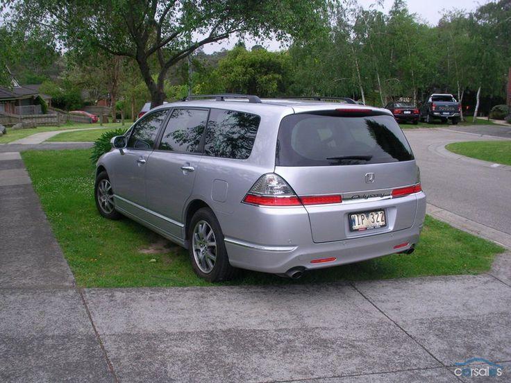2007 Honda Odyssey 3rd Gen Luxury MY07 Sports Automatic