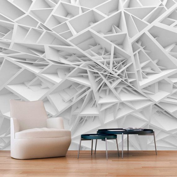 Photo Wallpaper Wall Murals Non Woven 3d Modern Art Optical Illusion Wall Decals Bedr Living Room Wall Wallpaper 3d Wallpaper Living Room Wallpaper Living Room