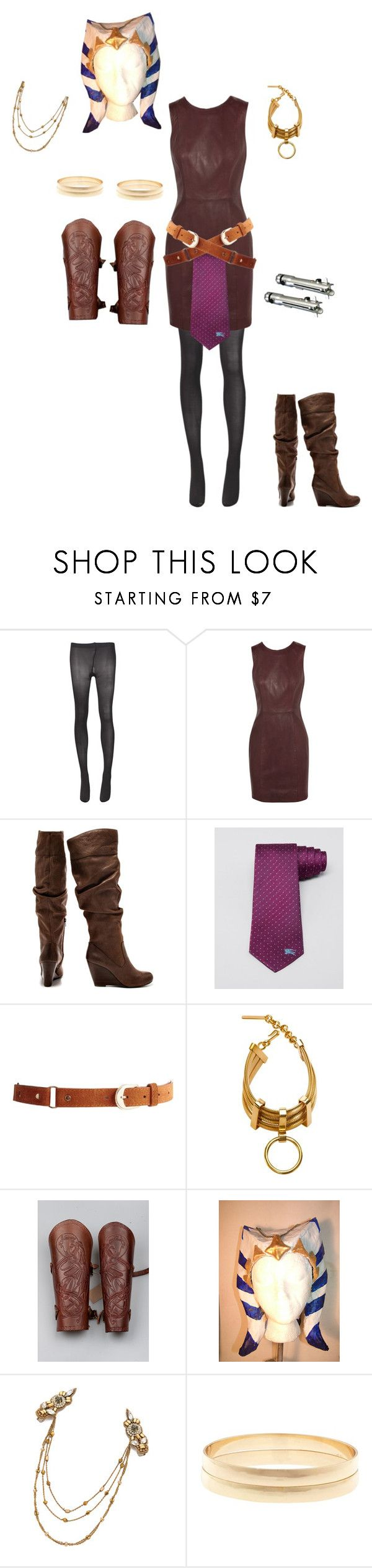 """Ahsoka Tano-Star Wars"" by conquistadorofsorts ❤ liked on Polyvore featuring Sofie D'hoore, MuuBaa, Jessica Simpson, Burberry, MINKPINK, Scott Wilson, Tano, Deepa Gurnani and River Island"