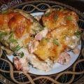 Как приготовить вкусненькая рыбка по-гречески  - рецепт, ингредиенты и фотографии