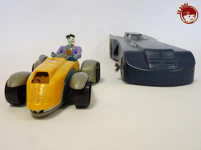 en-broc: Batman, la série animée : la jokermobile, Kenner, 1993