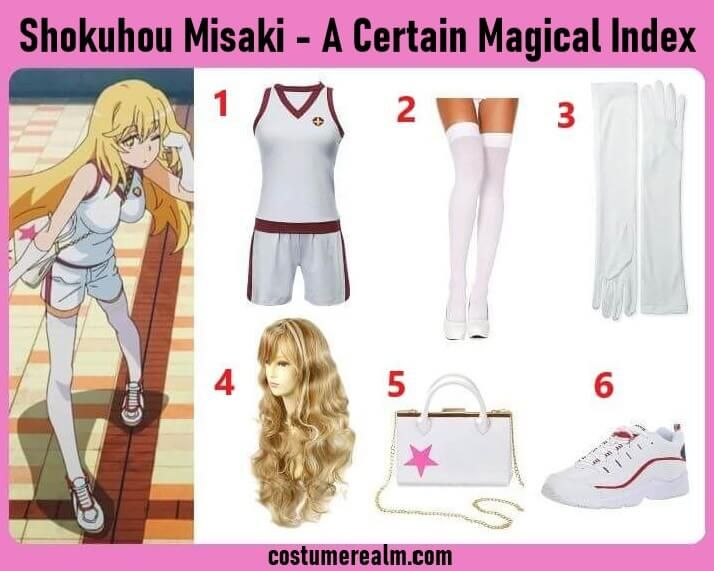 Index Of Halloween 2020 Hd A Certain Magical Index Shokuhou Misaki Cosplay in 2020 | A