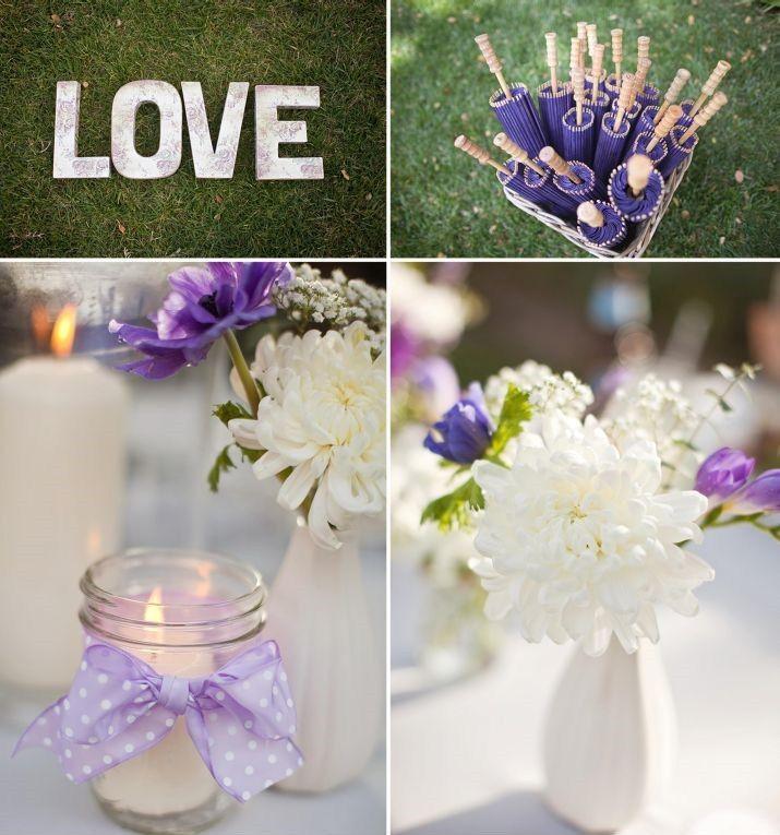 25+ best ideas about décor de mariage mauve on pinterest | vase