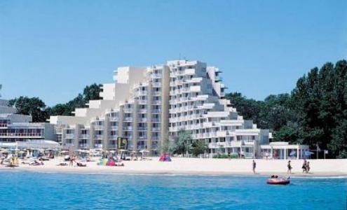 Cazare Hotel Gergana 4*, Albena, preţuri camere, localizare hartă | Agenţia de turism EnjoyTravel Chişinău, Oferte de vacanță, Bilete de avion