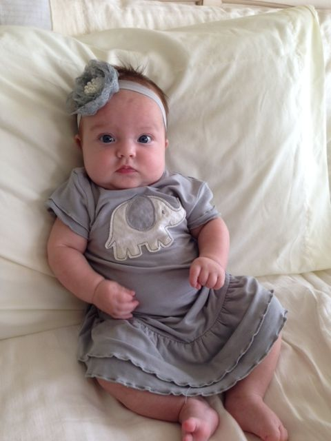 """We absolutely love Silkberry Baby clothes because they are so soft and light!! Perfect for the summer heat in New Orleans!! Xoxo"" - Kelli and baby Olivia Do you have a baby that loves Silkberry Baby? Click over to find out how to win 20 dollars to spend at www.silkberrybaby.com"