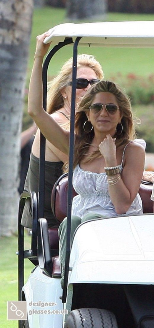 f0170b526e Ray Ban Sunglasses Aviator Jennifer Aniston « Heritage Malta