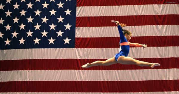 Shawn Johnson's Gold Medal Moment: 2008 Beijing Olympics