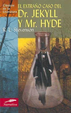 El extraño caso del dr. Jekyll y Mr. Hide - Stevenson
