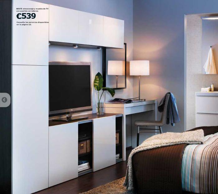 Besta ikea mueble tv besta ikea - Ikea muebles armarios ...