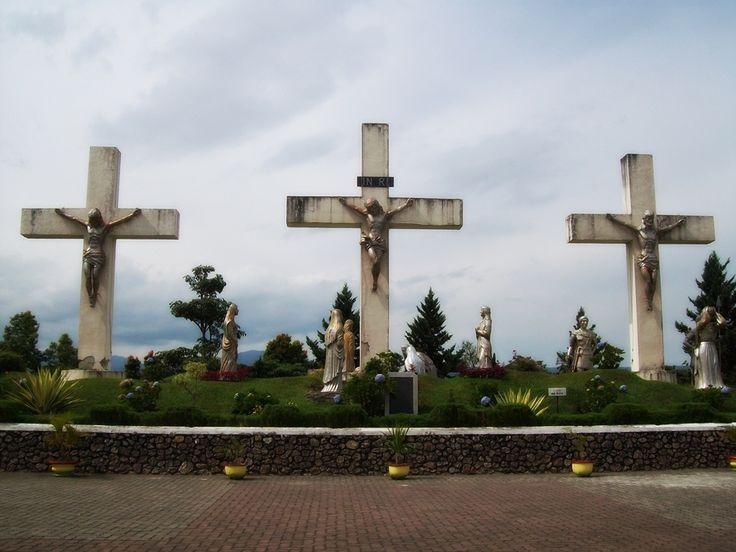 Wisata Taman Iman Dairi Sidikalang Sumatera Utara