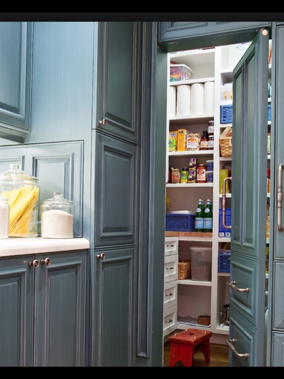 30 best images about hidden pantry on pinterest for Walk in pantry cabinets