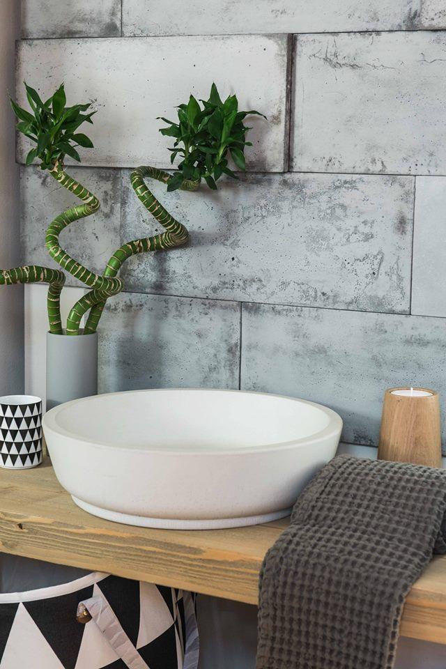 concrete washbasin Circum 42 URBI et ORBI design 2013