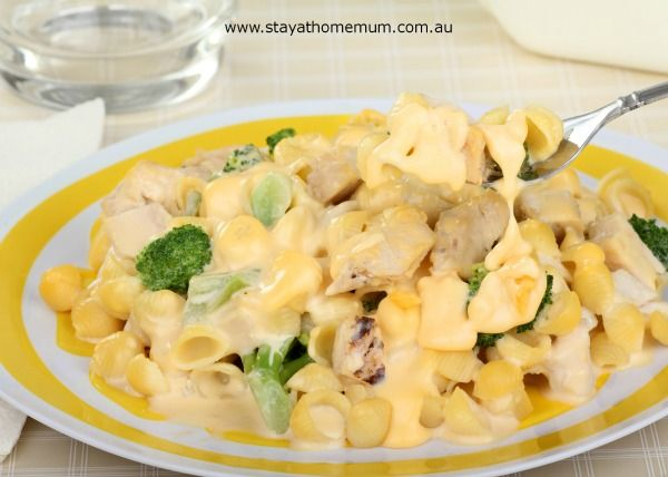 Slowcooker Broccoli Cheesy Chicken | Stay at Home Mum