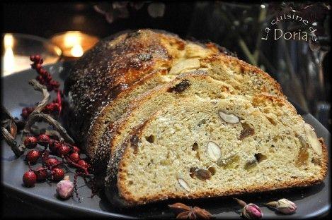 Pour le petit déjeuner, une bonne tranche de ce pain à la noisette est un régal avec une bonne tasse de café... Ingrédients 3 oeufs 85gr de sucre roux 100gr de beurre à température ambiante coupé en petits morceaux 70gr de noisettes mixés 1/2 cc de sel...