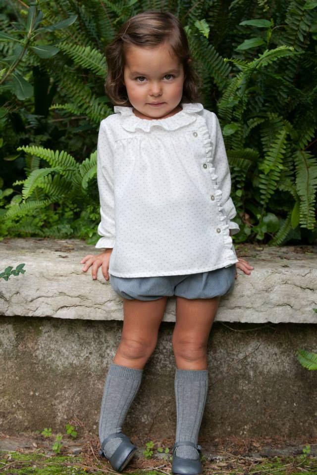 Conjunto de niña Maria Gorda