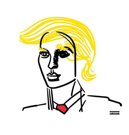 The Real Donald Trump by nerosunero...