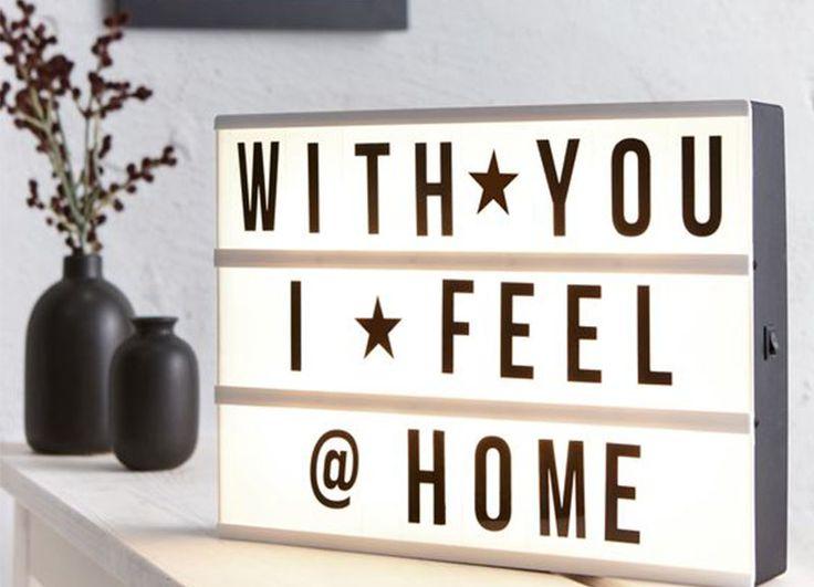 We love: quotes als decoratie