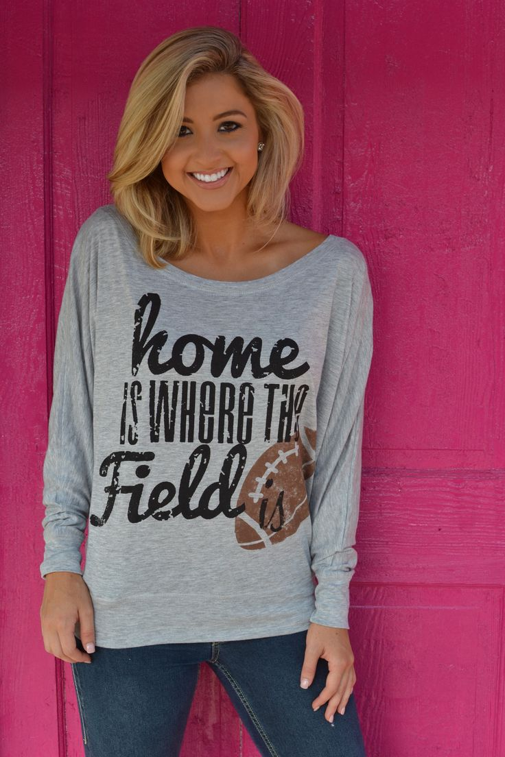 Football – Off the Shoulder – Home Is Where the Field Is