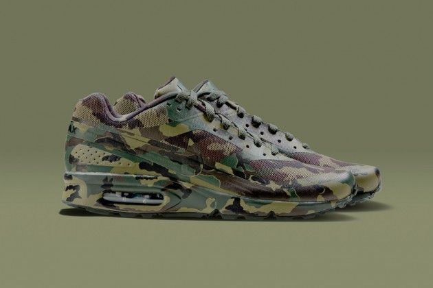 #Nike Air Max – Camouflage