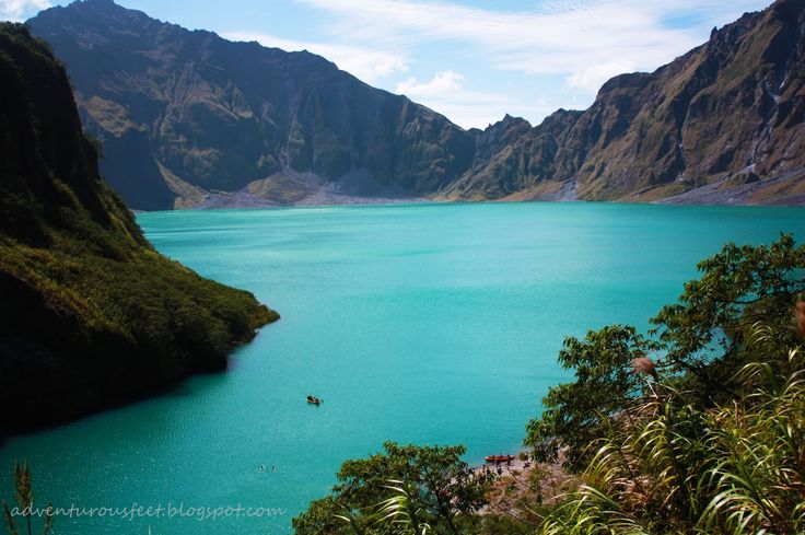 Mt. Pinatubo - Angeles City, Philippines lived there a total of 6 years; had to evacuate 1 week before the volcano erupted....I was 6 years old